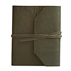 Eccolo™ Green Wrap Journal
