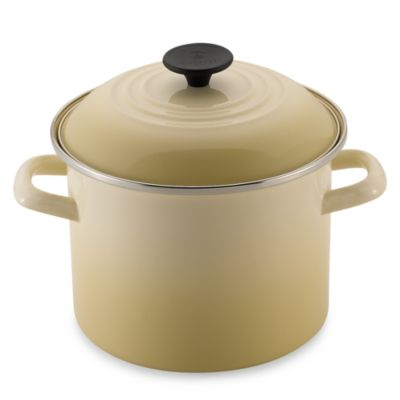 Le Creuset® 6-Quart Stockpot in Dune