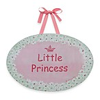 Little Princess Wall Plaque