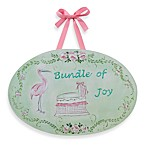 Bundle of Joy Wall Plaque