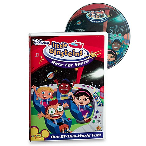 Little Einstein®'s Race for Space DVD