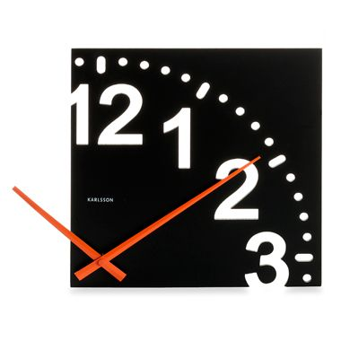 Unlimited Wooden 12-Inch x 12-Inch Wall Clock