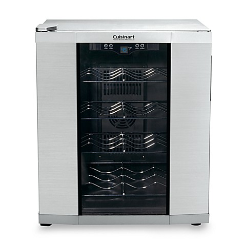 Cuisinart® Private Reserve® 16-Bottle Wine Cellar