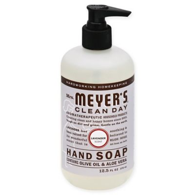 Mrs. Meyer's 12.5-Ounce Hand Soap