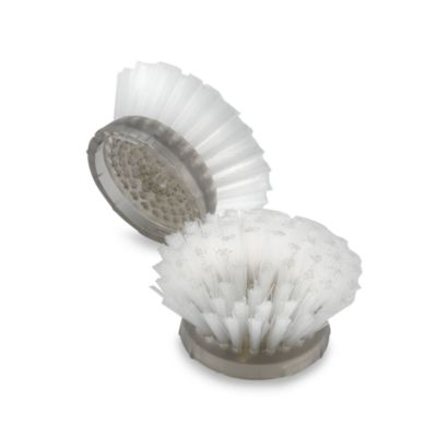 Good Grips® SteeL™ Soap Squirting Palm Brush