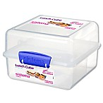 KLIP IT™ 1.5-Liter Lunch Cube Food Storage Container