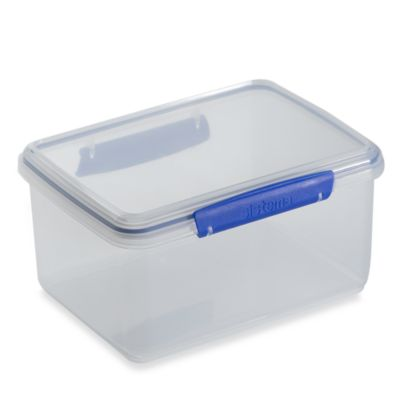 KLIP IT™ 3-Liter Rectangular Food Storage Container