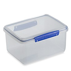 Sistema® KLIP IT® 3-Liter Rectangular Food Storage Container