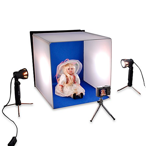 Deluxe Tabletop Photo Studio