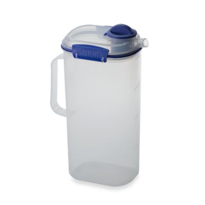 Sistema® KLIP IT® 2-Liter Beverage Container