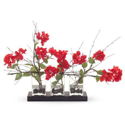 John-Richard 25-Inch Bougainvillea Floral Arrangement