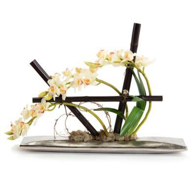 John-Richard 24-Inch Orchid Drama Floral Arrangement