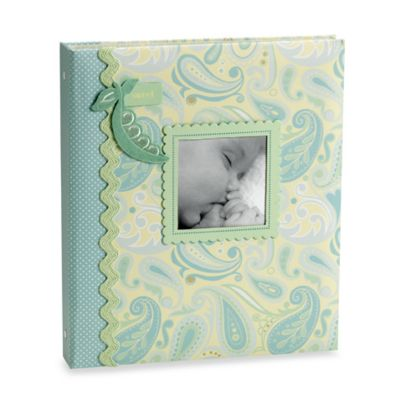 Anna Griffin Jack Loose-Leaf Memory Book