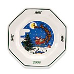 Nikko Christmastime 10 3/4-Inch Collector's Dinner Plate 2008