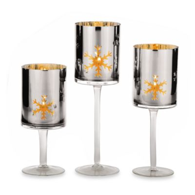 Gorham® Silver Hurricanes (Set of 3)
