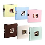 Side Photo Baby Album