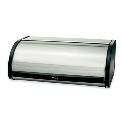 Brabantia® Fingerprint-Proof Bread Box