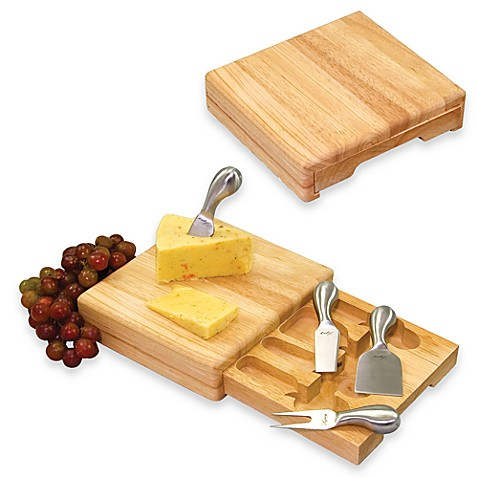 Picnic Time Festiva Cheese Board