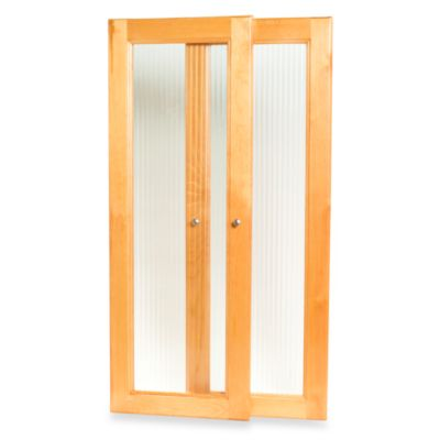 John Louis Home Honey Maple Tower Door Kit