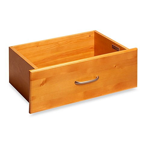 John Louis Home Honey Maple 10-Inch Deep Deluxe Drawer Kit