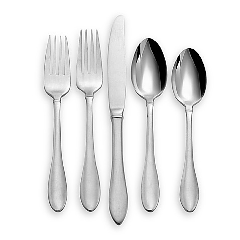Oneida® Jackson 45-Piece Flatware Set