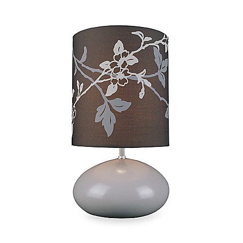 Denya Coffee Accent Lamp