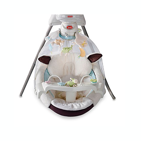 Fisher-Price® My Little Lamb™ Cradle and Swing