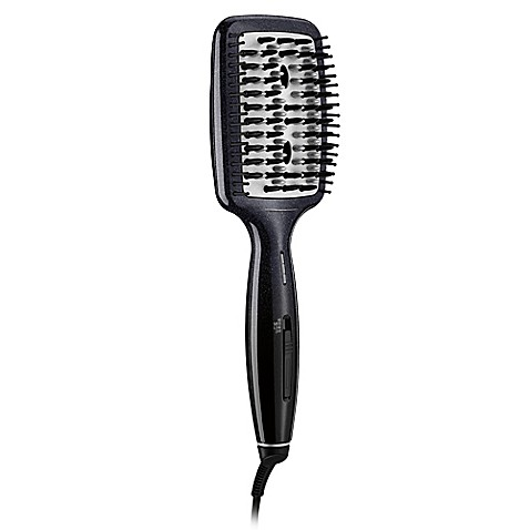 infiniti pro by conair diamond brilliance straightening brush from bed bath beyond