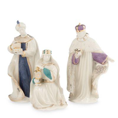 Lenox® First Blessing Nativity Three Kings Set