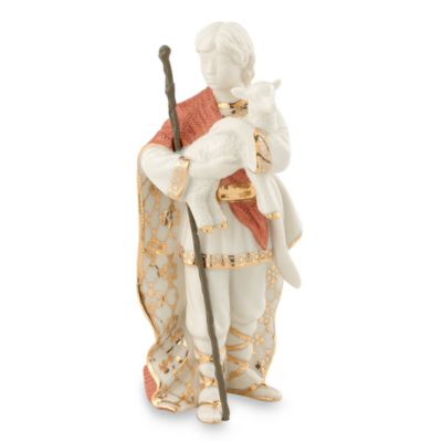 Lenox® First Blessing Nativity Shepherd Boy With Lamb
