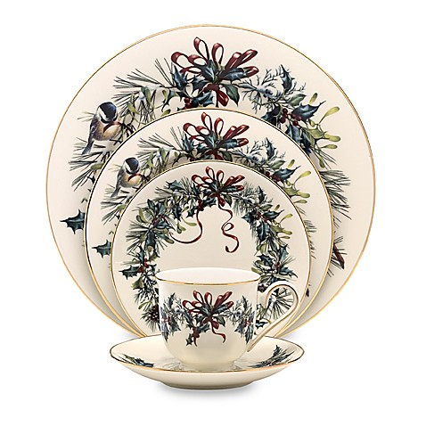 Lenox® Winter Greetings® Dinnerware Collection