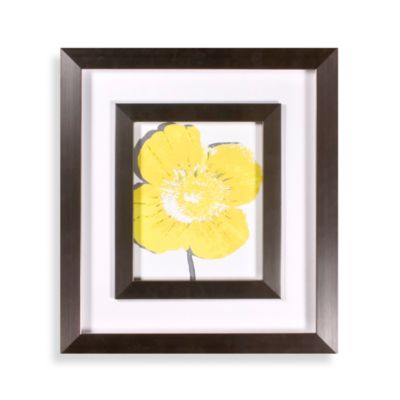 Yellow Blossom I Wall Art