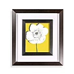 Yellow Blossom II Wall Art