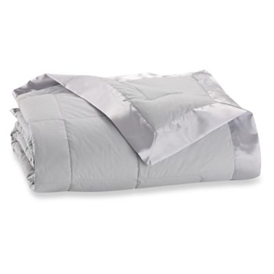 Pacific Coast™ Radiance™ Full/Queen Down Blanket in Ice Blue