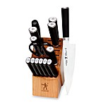 J.A. Henckels International Mikado 15-Piece Knife Block Set