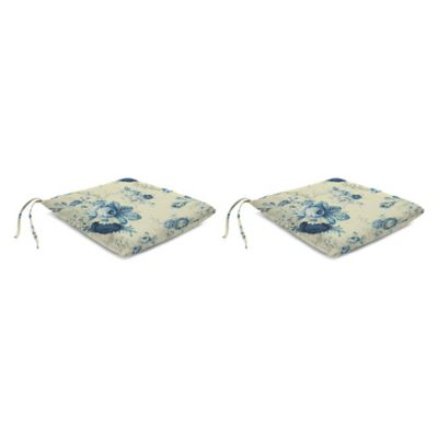 Rose Chair Pads (Set of 2)