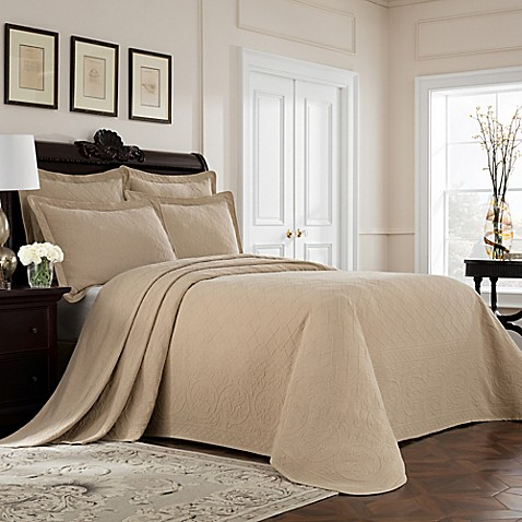 Williamsburg Richmond Bedspread Www Bedbathandbeyond Com