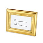 Kate Aspen® Beaded Placecard Holder/Photo Frame