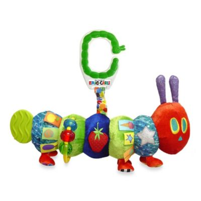 Kids Preferred Eric Carle Developmental Caterpillar Plush