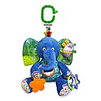 Kids Preferred Eric Carle Developmental Elephant Plush