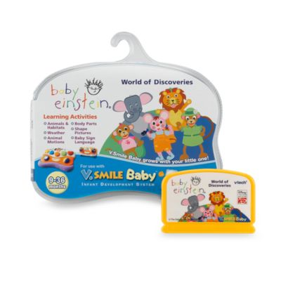 V.Smile Baby Cartridge - Baby Einsteins - from V-Tech