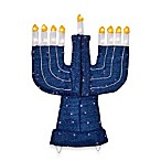 Lighted Outdoor Menorah