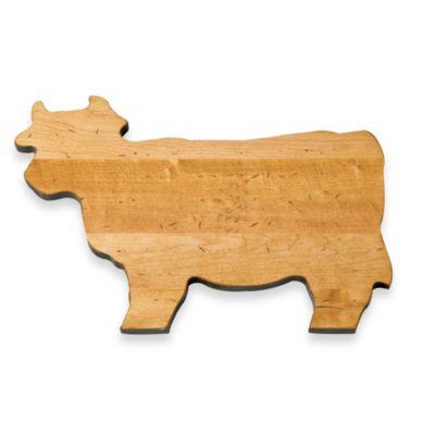 J.K. Adams Co. Novelty Cow Cutting Board