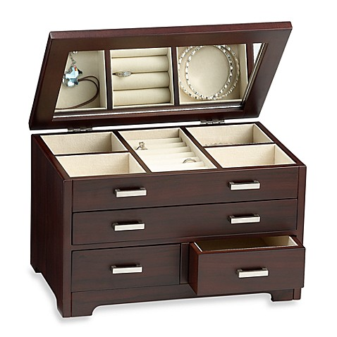 Parker Jewelry Box - Bed Bath & Beyond