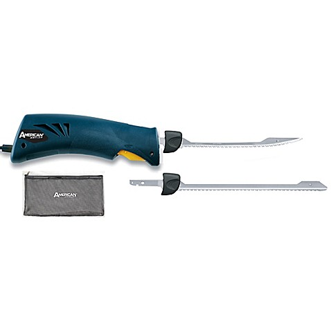 American Angler Classic 4 Piece Saltwater Electric Fillet