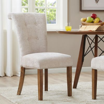 Dining Chair (set of 2) in Cream