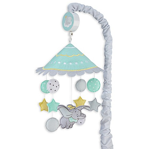 Disney 174 Baby Dumbo Dream Big Musical Mobile Www