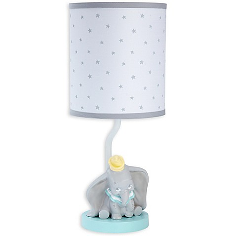 Disney 174 Baby Dumbo Dream Big Lamp And Shade Buybuy Baby