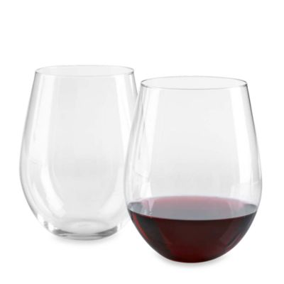 Wine Enthusiast U Tumblers 20-Ounce Pinot Noir (Set of 2)