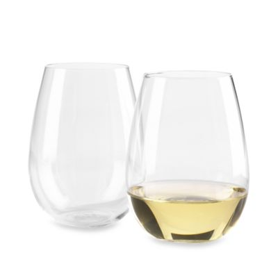 Wine Enthusiast U Tumblers Chardonnay (Set of 2)